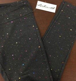 LuLu B. Lulu B Confetti Slim Leg Pant CFS1510