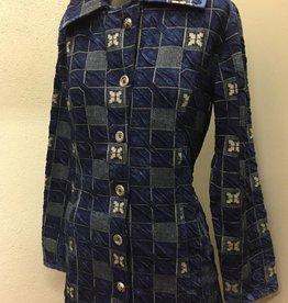 Parsley & Sage Parsley & Sage Carol Long Jacket 7T160E32