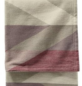 Pendleton Organic Cotton Jacquard Throw Blanket