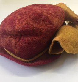 A People United A People United Kelly Hat - Red/Yellow FH071RY
