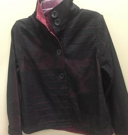 LINDI Lindi Corduroy/Lace Jacket