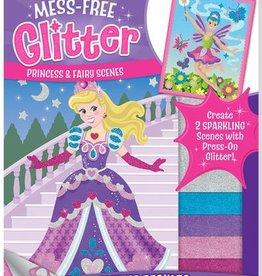 Melissa & Doug Mess-Free Glitter Princess & Fairy Scenes