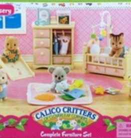 Calico Critters CALICO CRITTERS BABY NURSEY SET