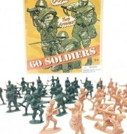 Retro Mini Soldier 60pc