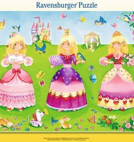 Ravensburger 3 Pretty Princesses