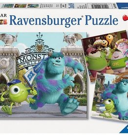 Ravensburger Disney Monsters University: Mike & Sully