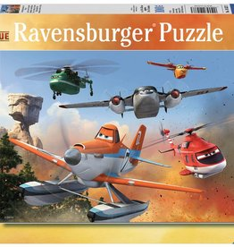 Ravensburger Disney Planes: Fire & Rescue - Fighting the Fire