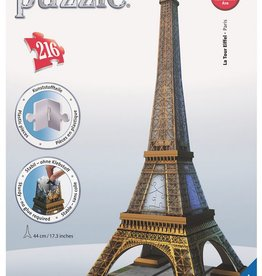 Ravensburger Eiffel Tower 3D