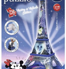 Ravensburger Eiffel Tower (Mickey & Minnie Edition) 3D