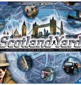 Ravensburger Scotland Yard (Game)