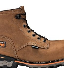 "Timberland 6"" Boondock Plain Toe Waterproof"
