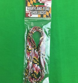 MD Flag Shoelaces 47""