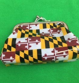 MD Flag coin purse