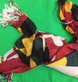 MD Flag Ladies Scarf