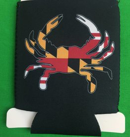 MD Flag Crab can cooler