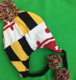 MD Flag Norwegian Ski Hat