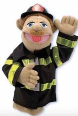 Melissa & Doug Fire Fighter Puppet