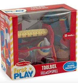 Melissa & Doug Fill and Spills Toddler Toolbox
