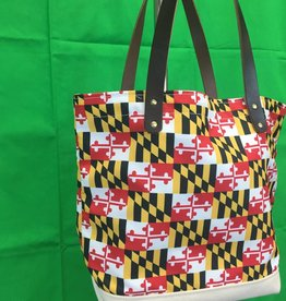 MD Flag Tote Bag