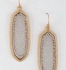 Antique Unique Earrings 8243