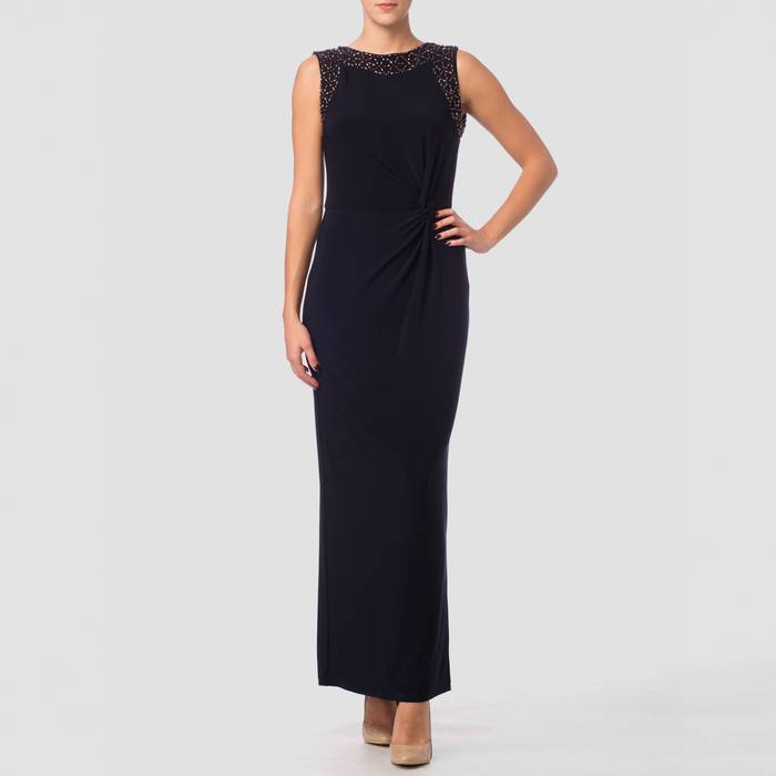 Joseph Ribkoff Gown, 2166, 20 - Josephs Department Store