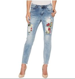 FRENCH DRESSING Olivia Slim Ankle Jean 2713669
