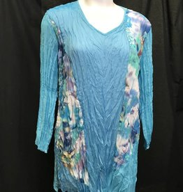 LINDI Ruffled Tunic
