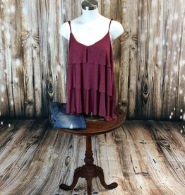 LA Showroom Layered Cami Top
