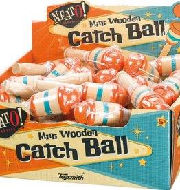 Toysmith Mini Wooden Catch Ball