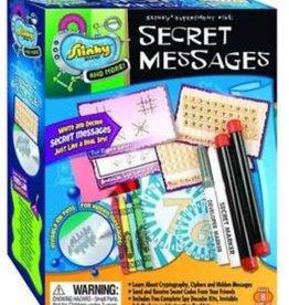 SCIENTIFIC EXPLORER - SECRET MESSAGES