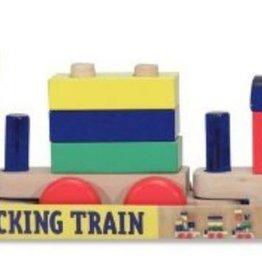 Melissa & Doug Stacking Train