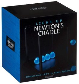 Toysmith NEWTONS LIGHT UP CRADLE