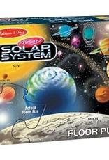 Melissa & Doug Floor Puzzle (48pc)- Solar System