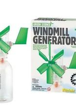 Green Science-Windmill Generator