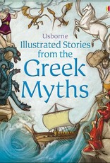Illustrated Classics from Greek Myths