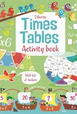 Times Tables Acitivity Book