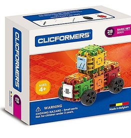 Magformers Clickformers Truck 28Pc set