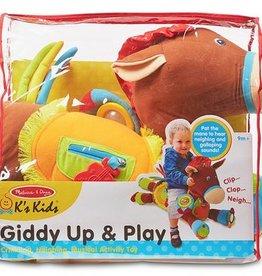 Melissa & Doug Giddy-Up & Play