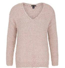 TRIBAL L/S V-Neck Sweater