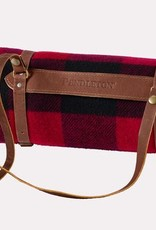 Pendleton Motor Robe W/ Leather Carrier