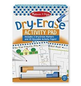Melissa & Doug Dry-Erase Activity Pad