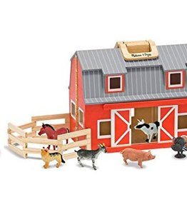 Melissa & Doug Fold & Go Barn