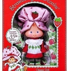 "6"" Strawberry Shortcake Doll"