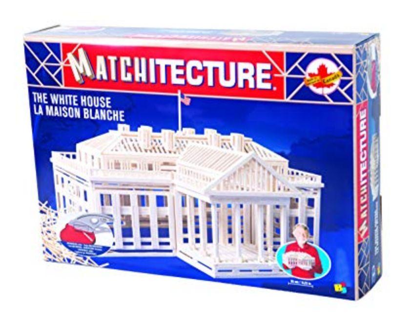 Matchitecture - White House (1900pcs)