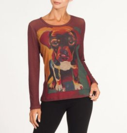 Alison Sheri Dog T-Shirt A32193