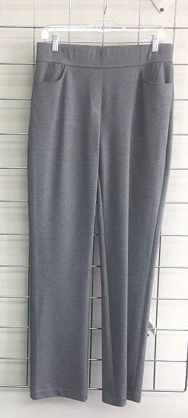 SOFT WORKS Women's Silver Pants, 75008