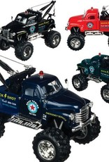 Toysmith Monster Chevy Tow Truck