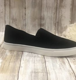 Stretch Knit Slip on Sneakers