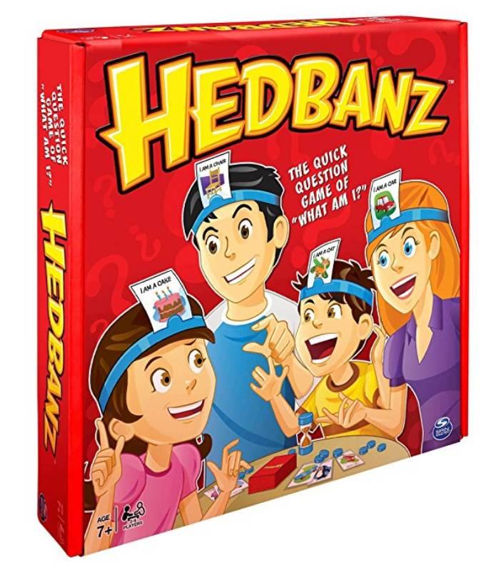 Continuum Games Hedbanz