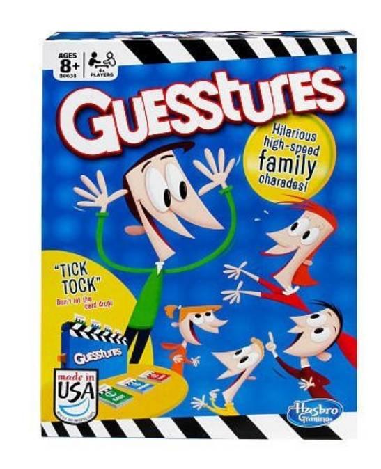 Continuum Games Guesstures